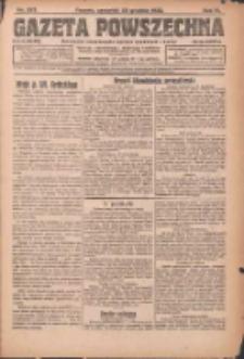 Gazeta Powszechna: organ Zjednoczenia Producentów Rolnych 1923.12.20 R.4 Nr287