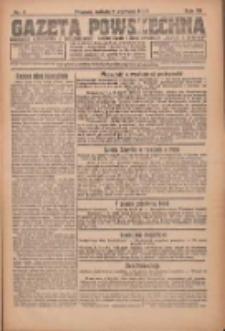 Gazeta Powszechna 1926.01.09 R.7 Nr6