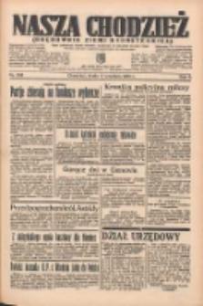 Nasza Chodzież: organ poświęcony obronie interesów narodowych na zachodnich ziemiach Polski 1935.09.04 R.6 Nr203