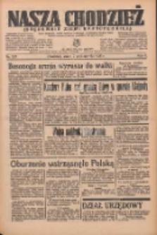 Nasza Chodzież: organ poświęcony obronie interesów narodowych na zachodnich ziemiach Polski 1935.10.02 R.6 Nr227