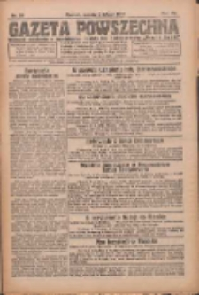 Gazeta Powszechna 1926.02.06 R.7 Nr29