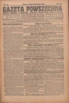 Gazeta Powszechna 1926.02.20 R.7 Nr41