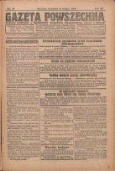 Gazeta Powszechna 1926.02.21 R.7 Nr42