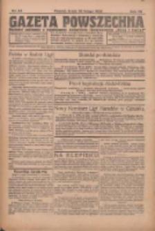 Gazeta Powszechna 1926.02.24 R.7 Nr44