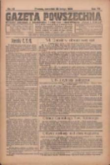 Gazeta Powszechna 1926.02.25 R.7 Nr45