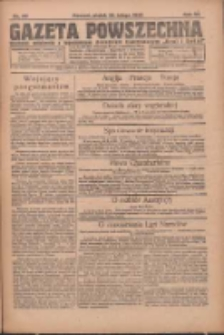 Gazeta Powszechna 1926.02.26 R.7 Nr46