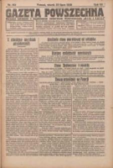 Gazeta Powszechna 1926.07.20 R.7 Nr162