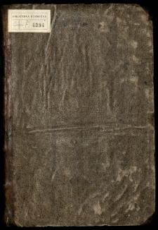 Kronika wszytkyego swyata na szesc wiekow [...] rozdzielona [...] od początku swyata aż do tego roku ktory sye pisze 1554. Myedzy ktoremi też nasza Polska yest zosobna położona [...]