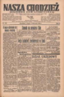 Nasza Chodzież: organ poświęcony obronie interesów narodowych na zachodnich ziemiach Polski 1935.11.05 R.6 Nr255
