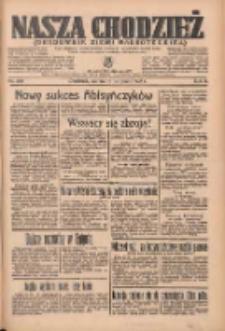 Nasza Chodzież: organ poświęcony obronie interesów narodowych na zachodnich ziemiach Polski 1935.11.16 R.6 Nr265