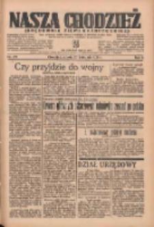 Nasza Chodzież: organ poświęcony obronie interesów narodowych na zachodnich ziemiach Polski 1935.11.23 R.6 Nr271