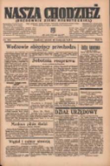 Nasza Chodzież: organ poświęcony obronie interesów narodowych na zachodnich ziemiach Polski 1935.11.26 R.6 Nr273