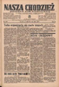 Nasza Chodzież: organ poświęcony obronie interesów narodowych na zachodnich ziemiach Polski 1935.11.27 R.6 Nr274