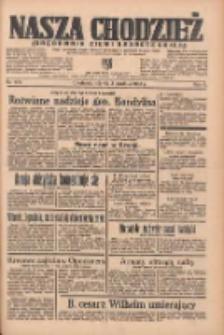 Nasza Chodzież: organ poświęcony obronie interesów narodowych na zachodnich ziemiach Polski 1935.12.03 R.6 Nr279