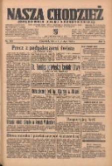 Nasza Chodzież: organ poświęcony obronie interesów narodowych na zachodnich ziemiach Polski 1935.12.04 R.6 Nr280