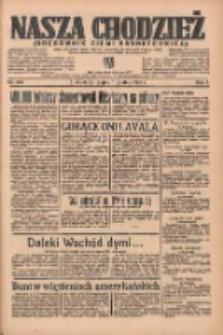 Nasza Chodzież: organ poświęcony obronie interesów narodowych na zachodnich ziemiach Polski 1935.12.06 R.6 Nr282