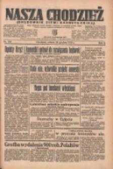 Nasza Chodzież: organ poświęcony obronie interesów narodowych na zachodnich ziemiach Polski 1935.12.10 R.6 Nr285