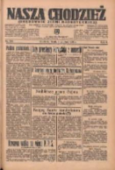 Nasza Chodzież: organ poświęcony obronie interesów narodowych na zachodnich ziemiach Polski 1935.12.11 R.6 Nr286