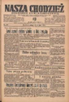 Nasza Chodzież: organ poświęcony obronie interesów narodowych na zachodnich ziemiach Polski 1935.12.17 R.6 Nr291