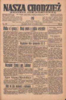 Nasza Chodzież: organ poświęcony obronie interesów narodowych na zachodnich ziemiach Polski 1935.12.18 R.6 Nr292