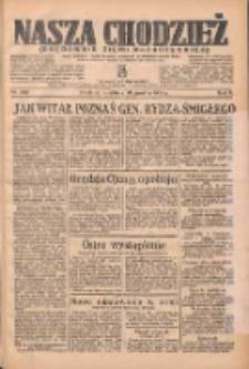 Nasza Chodzież: organ poświęcony obronie interesów narodowych na zachodnich ziemiach Polski 1935.12.29 R.6 Nr300