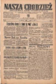 Nasza Chodzież: organ poświęcony obronie interesów narodowych na zachodnich ziemiach Polski 1936.01.03 R.7 Nr2