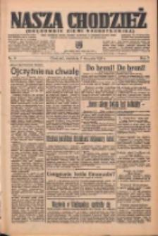 Nasza Chodzież: organ poświęcony obronie interesów narodowych na zachodnich ziemiach Polski 1936.01.05 R.7 Nr4