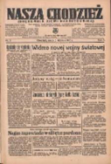 Nasza Chodzież: organ poświęcony obronie interesów narodowych na zachodnich ziemiach Polski 1936.01.08 R.7 Nr5