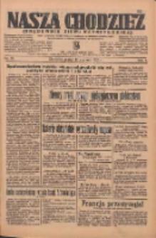 Nasza Chodzież: organ poświęcony obronie interesów narodowych na zachodnich ziemiach Polski 1936.01.17 R.7 Nr13