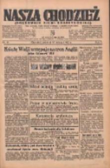 Nasza Chodzież: organ poświęcony obronie interesów narodowych na zachodnich ziemiach Polski 1936.01.23 R.7 Nr18