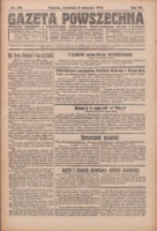 Gazeta Powszechna 1926.08.08 R.7 Nr179