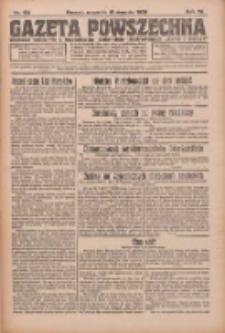 Gazeta Powszechna 1926.08.12 R.7 Nr182