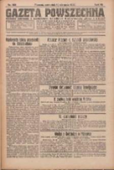 Gazeta Powszechna 1926.08.19 R.7 Nr188
