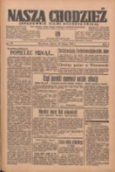 Nasza Chodzież: organ poświęcony obronie interesów narodowych na zachodnich ziemiach Polski 1936.02.29 R.7 Nr50