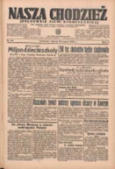 Nasza Chodzież: organ poświęcony obronie interesów narodowych na zachodnich ziemiach Polski 1936.03.21 R.7 Nr68