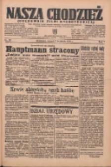 Nasza Chodzież: organ poświęcony obronie interesów narodowych na zachodnich ziemiach Polski 1936.04.07 R.7 Nr82