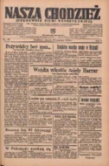 Nasza Chodzież: organ poświęcony obronie interesów narodowych na zachodnich ziemiach Polski 1936.04.21 R.7 Nr93