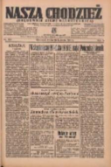 Nasza Chodzież: organ poświęcony obronie interesów narodowych na zachodnich ziemiach Polski 1936.04.29 R.7 Nr100
