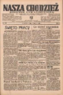 Nasza Chodzież: organ poświęcony obronie interesów narodowych na zachodnich ziemiach Polski 1936.05.01 R.7 Nr102