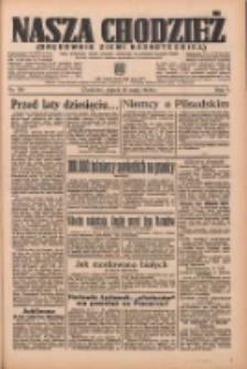 Nasza Chodzież: organ poświęcony obronie interesów narodowych na zachodnich ziemiach Polski 1936.05.15 R.7 Nr114