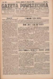 Gazeta Powszechna 1926.08.27 R.7 Nr195
