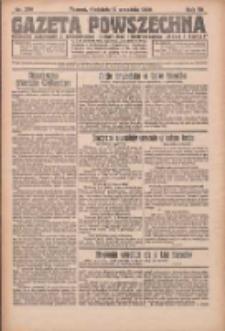 Gazeta Powszechna 1926.09.12 R.7 Nr209