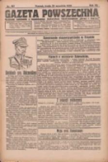 Gazeta Powszechna 1926.09.22 R.7 Nr217