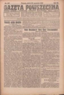 Gazeta Powszechna 1926.09.24 R.7 Nr219