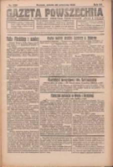 Gazeta Powszechna 1926.09.25 R.7 Nr220