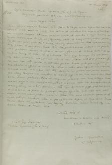 Kopia listu Claudio Aquavivy do króla Zygmunta III, Rzym 15.03.1614