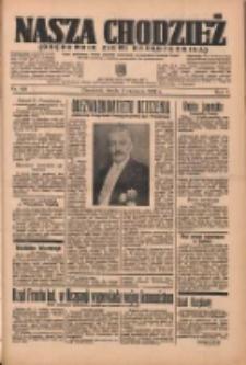 Nasza Chodzież: organ poświęcony obronie interesów narodowych na zachodnich ziemiach Polski 1936.06.03 R.7 Nr128