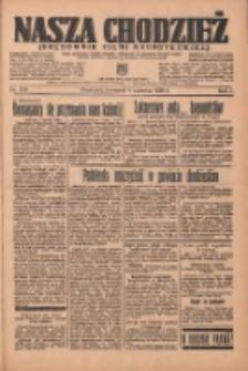 Nasza Chodzież: organ poświęcony obronie interesów narodowych na zachodnich ziemiach Polski 1936.06.04 R.7 Nr129