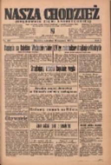 Nasza Chodzież: organ poświęcony obronie interesów narodowych na zachodnich ziemiach Polski 1936.06.18 R.7 Nr140
