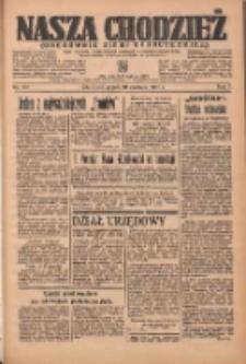 Nasza Chodzież: organ poświęcony obronie interesów narodowych na zachodnich ziemiach Polski 1936.06.19 R.7 Nr141